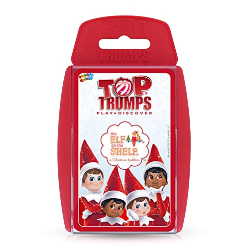 The Elf on the Shelf Top Trumps