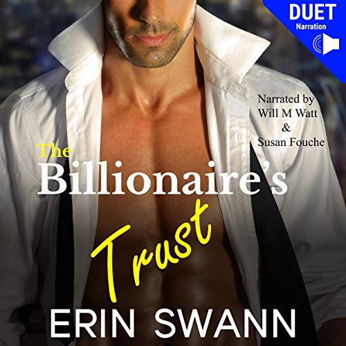 Page de couverture de The Billionaire's Trust