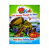 The Great Adventure Kids Bible Story Coloring Book: Let