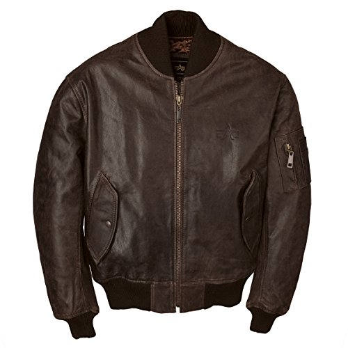 Best Leather Bomber Jackets For Men - The Perfect Gift Store