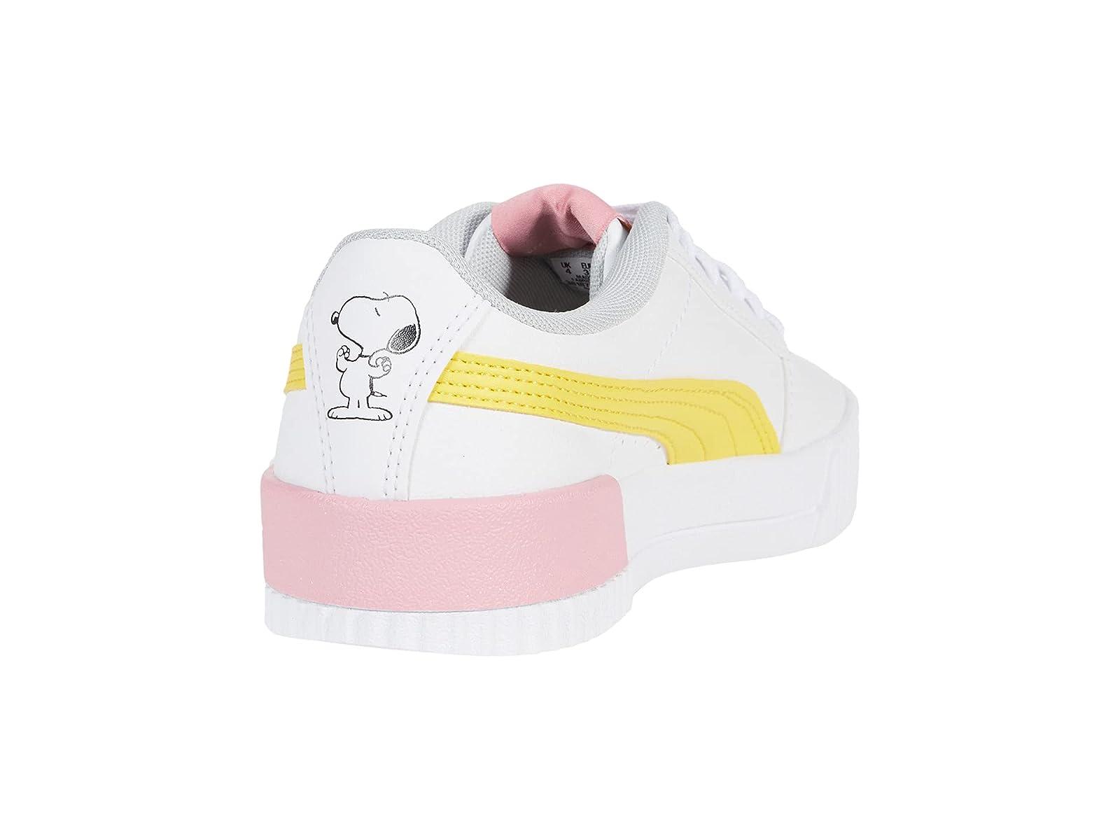 thumbnail 6 - Girl's Sneakers & Athletic Shoes PUMA Kids Peanuts Carina (Big Kid)