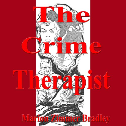 The Crime Therapist audiobook cover art