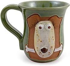 green dog pottery