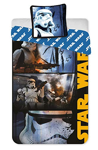 Star Wars Reversible Duvet Cover Set