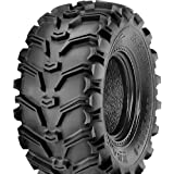 Kenda K299 Bear Claw Tire - Front/Rear - 24x8x12 , Tire Size: 24x8x12, Rim Size: 12, Position: Front/Rear, Tire Ply: 6, Tire Type: ATV/UTV, Tire Construction: Bias, Tire Application: Mud/Snow 23842008