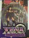 Xena Warrior Princess Sins of the Past Xena 6' Figure with Sword Drawing Action