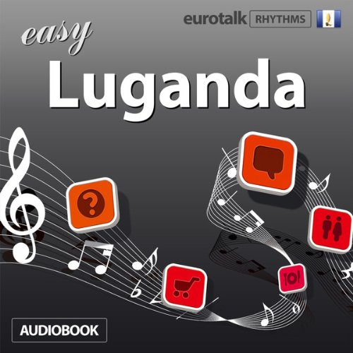 Rhythms Easy Luganda cover art