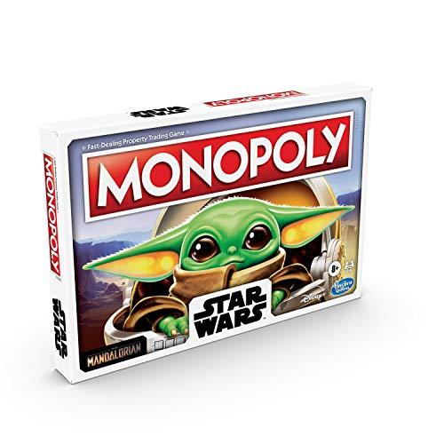 Hasbro Monopoly Mandalorian Star Wars