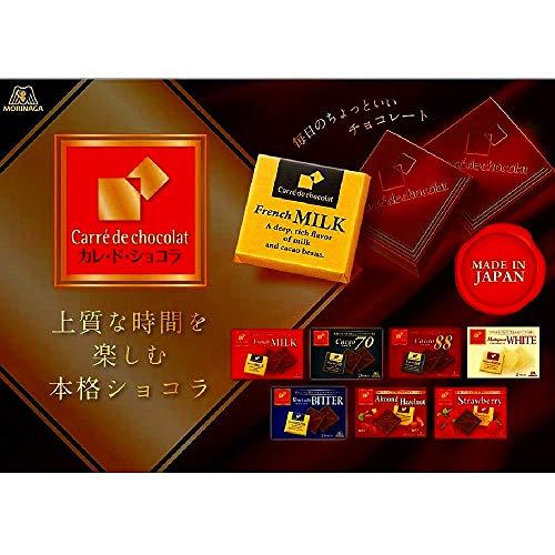 森永製菓カレ・ド・ショコラ18枚×6個
