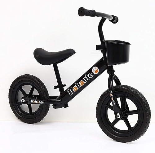 venta caliente XUE Bicicleta de Equilibrio, 5 5 5 años-niñas y Niños-no Pedal brújula Niño Deporte Equilibrio Bicicleta Ajustable Manillar y Asiento para Niños y pequeños  promociones de equipo