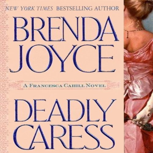 Deadly Caress audiobook cover art