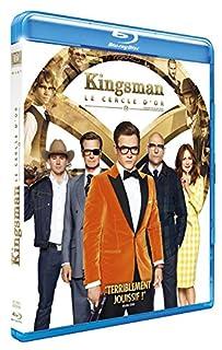Kingsman : Le Cercle d'or-BluRay [Blu-Ray + Digital HD] (B076F47245)   Amazon price tracker / tracking, Amazon price history charts, Amazon price watches, Amazon price drop alerts