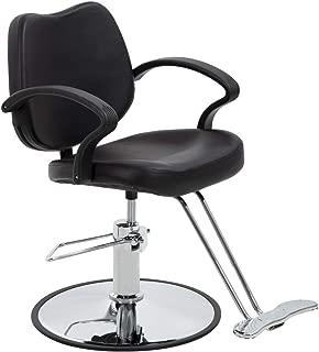 Hair Salon Chair Styling Heavy Duty Hydraulic Pump Barber Chair Beauty Shampoo Barbering Chair for Hair Stylist Women Man