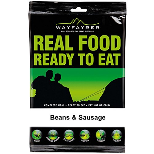 Wayfayrer Food - Beans and Sausage by Generic