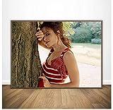 ZOEOPR Leinwand Poster Helena Bonham Carter Poster Filmstar