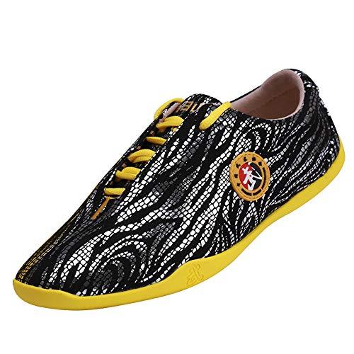 WESING Martial Arts Shoes for Tai Chi Kung Fu Training Footwear Wushu Shoes