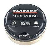 Tarrago Shoe Polish 100 ml, Lustra Zapatos Unisex Adulto, Negro (Black 18)