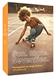 Sun. Skate. Seventies.: 100 Postcards: – Box of Collectible Postcards Featuring Lifestyle Photography from the Seventies, Great Gift for Fans of Vintage Photography, Fashion, and Skateboarding