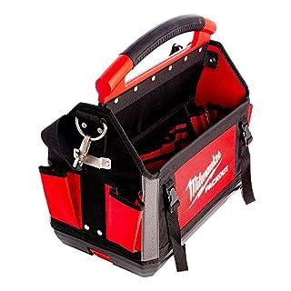 Milwaukee 932464085 PACKOUT Tote Tool Bag 40cm, Red (B07JGVR256) | Amazon price tracker / tracking, Amazon price history charts, Amazon price watches, Amazon price drop alerts
