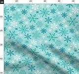 Schneeflocken, Schneeflocke, Winter, Schnee, Weihnachten,
