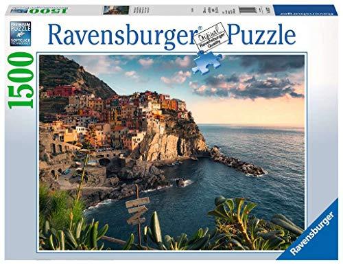 Ravensburger Puzzle 16227 - Blick auf Cinque Terre - 1500 Teile