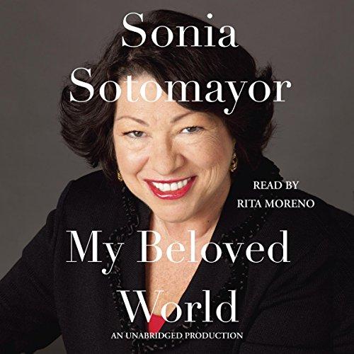 My Beloved World book by Sonia Sotomayor