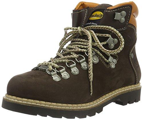 Dockers by Gerli Damen 39WY201 Combat Boots, Braun (Cafe 320), 38