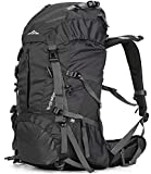 Seenlast Hiking Backpack 50L Waterproof Camping Backpack with Rain Cover