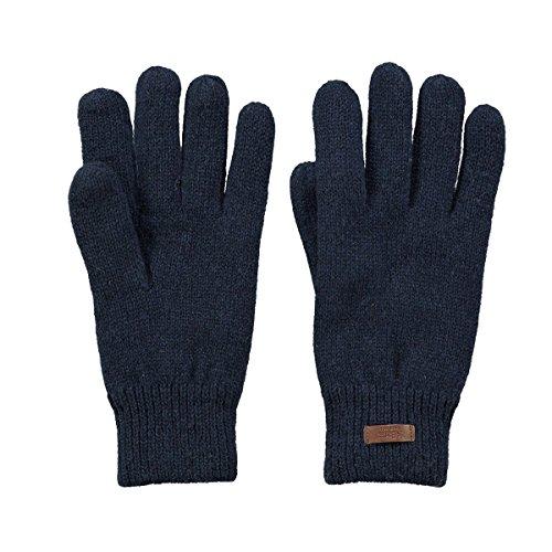 Barts Herren Haakon Glove Handschuhe, Blau (Navy 003H), Medium (Herstellergröße: S/M)