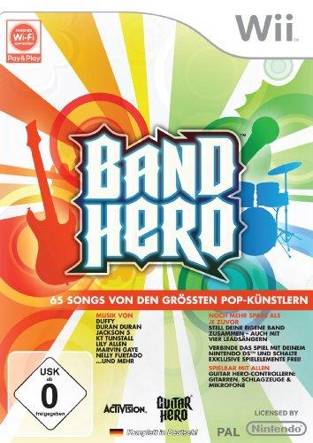 Band Hero - Software [Importación alemana]