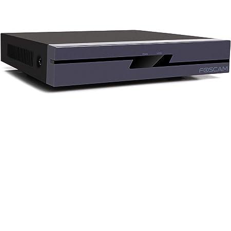 Foscam Fn3109h 9 Kanal Netzwerk Rekorder I Nvr Ip Computer Zubehör