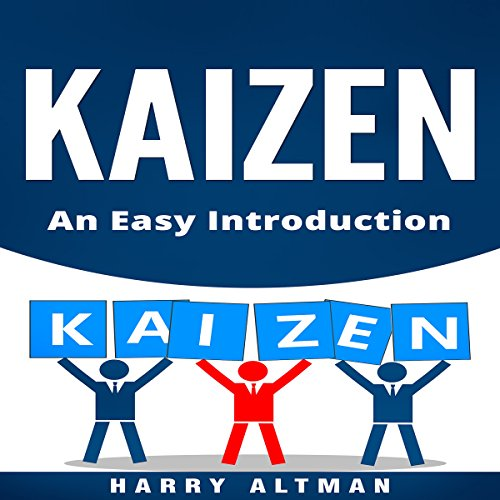 Kaizen: An Easy Introduction audiobook cover art