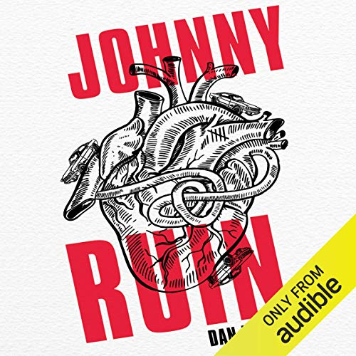 Johnny Ruin  By  cover art