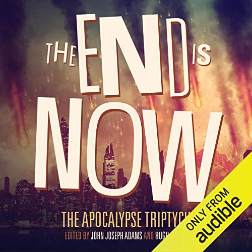 The End Is Now  By  cover art