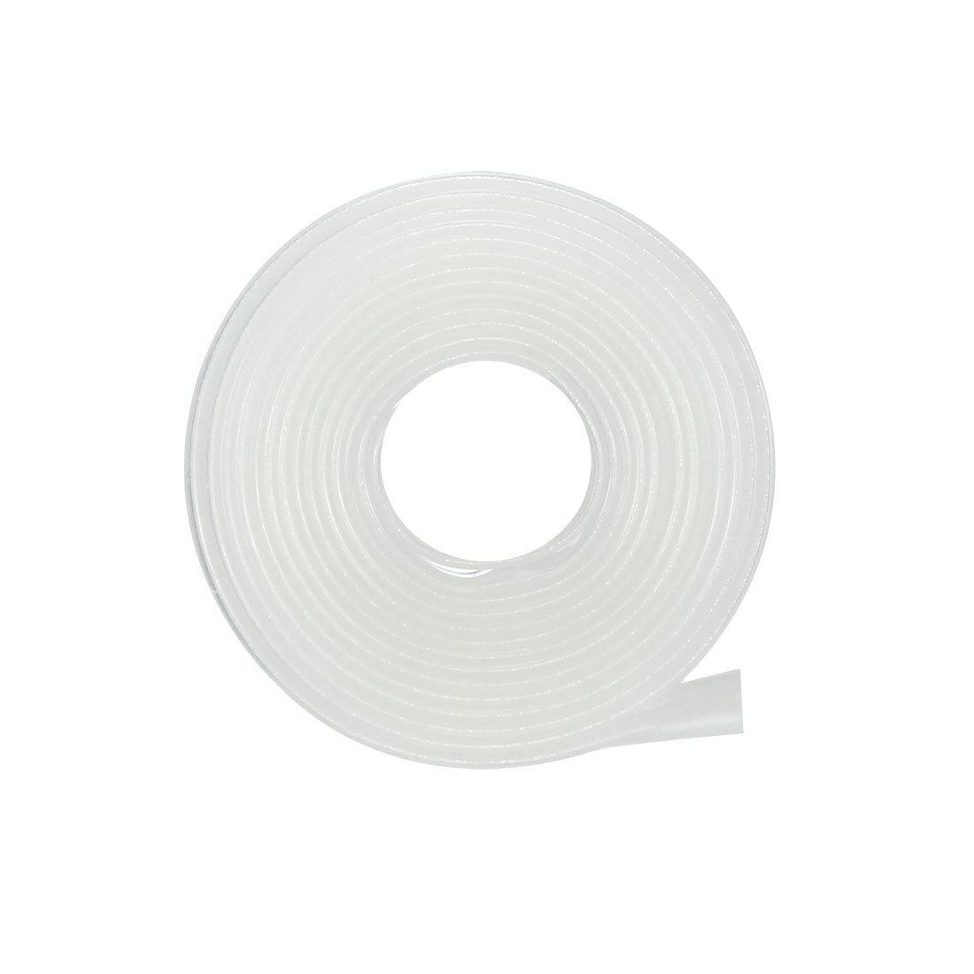 uxcell Cheap sale Heat Shrink Tubing 15mm Dia 2:1 Flat Width Overseas parallel import regular item S 25mm 1m