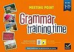 Grammar training time - Anglais 1re/Tle Éd. 2019 - Cahier grammaire numérique de Josette Starck