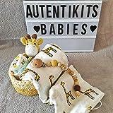 AutentiKits Regalos originales para bebes - Gift boxes para bebes recien nacidos - Cesta regalos para bebe - Kit Bienvenida II
