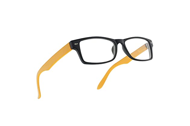 03c0c3dc65 Classic Rectangular Negative Strength Prescription Eyewear Glasses Power  -1.00 thru -2.25