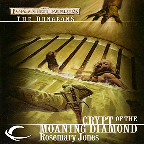 Crypt of the Moaning Diamond audiobook cover art
