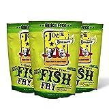 Joe's Gourmet Fish Fry, Seafood Breading Mix, As Seen on Shark Tank, 12 Oz (Gluten Free, 3 Pack)
