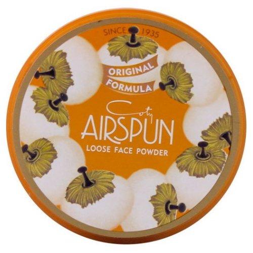 (6 Pack) COTY Airspun Loose Face Powder - Suntan