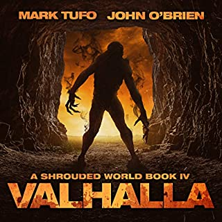 Valhalla audiobook cover art