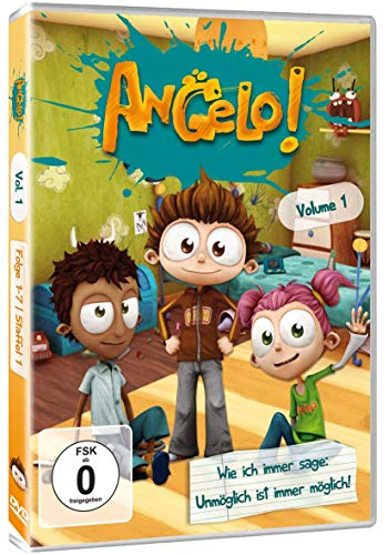 Angelo! - Volume 1 - Staffel 1
