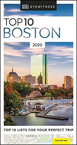 DK Eyewitness Top 10 Boston: 2020 (Pocket Travel Guide)
