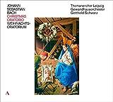 J.S.バッハ : クリスマス・オラトリオ BWV248 (全曲) (Johann Sebastian Bach : Christmas Oratorio   Weihnachts-Oratorium / Thomanerchor Leipzig   Gewandhausorchester   Gotthold Schwarz) [2CD] [Import] [日本語帯・解説付]