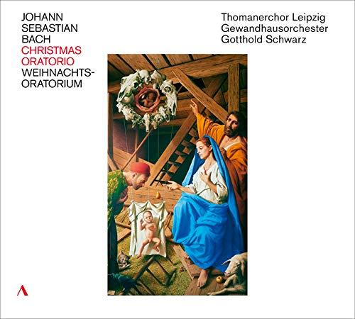 J.S.Bach: Weihnachtsoratorium (Thomanerchor Leipzig; Gewandhausorchester Leipzig) [2 CDs]