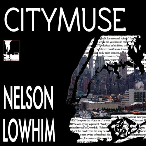 CityMuse audiobook cover art