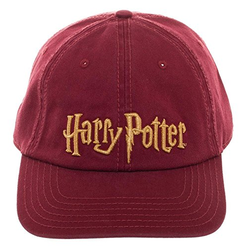 Harry Potter Logo Adjustable Cap
