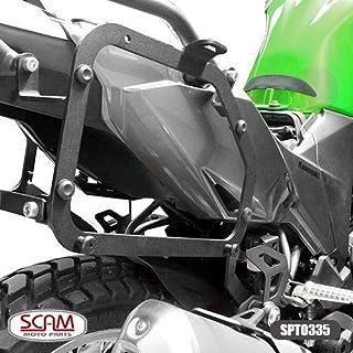 Suporte Baú Lateral Kawasaki Versys-x300 2018+ Spto335 Scam