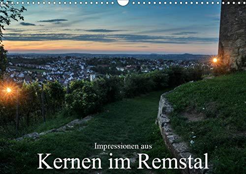 Impressionen aus Kernen im Remstal (Wandkalender 2021 DIN A3 quer)